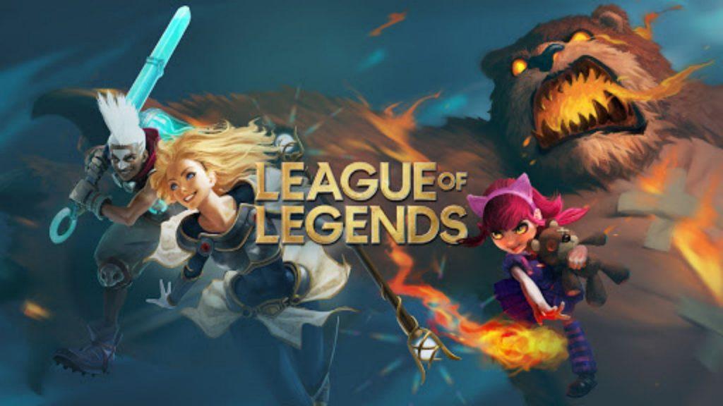 League of Legends [LoL]