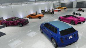 GTA 5 Araba Hileleri