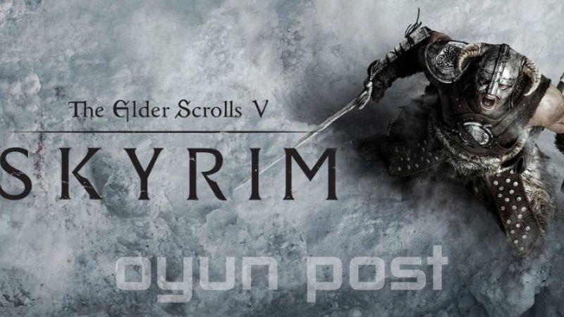The Elder Scrolls V Skyrim Hile Kodları